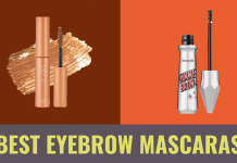 Best Eyebrow Mascaras