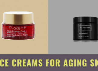 Face Creams) for Aging Skin Over 60